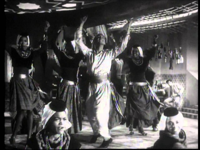 Katherine Dunham and her Dance Company in Casbah