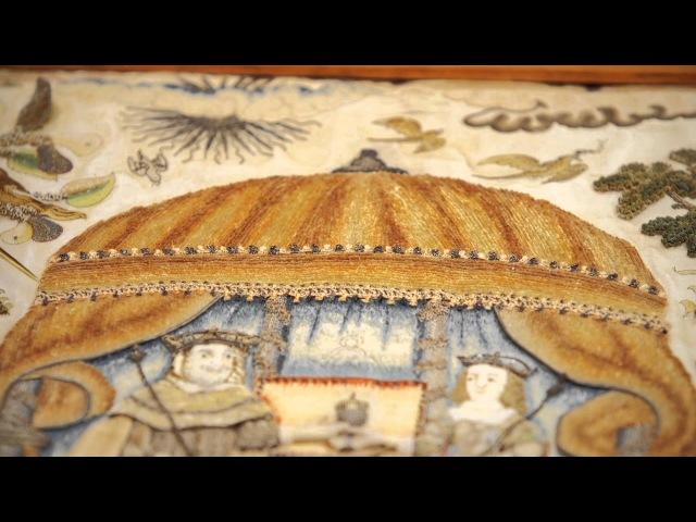 Exquisite Threads English Embroidery 1600s–1900s