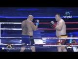 Zou Litoo VS Steven 'Panda' Banks, 09.01.2016, Kunlun Fight 36