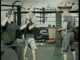 Стивен Сигал и Андерсон Сильва (чемпион UFC)