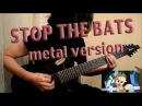 Egor Lappo - Stop the Bats [djent/math metal cover]