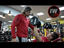 Мощная тренировка груди для всех Дмитрий Яшанькин