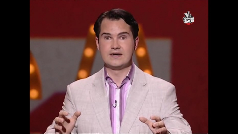Jimmy Carr.Стендап от Comedy Central / Comedy Central Presents (Русская озвучка!)