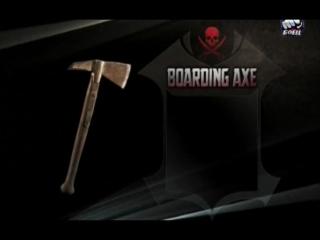 [MH] Непобедимый воин / Deadliest Warrior Пират vs Рыцарь   1 сезон 4 серия