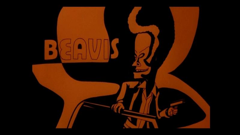 Beavis and Butt-Head Do America (Бивис и Батт-Хед уделывают Америку) [Opening Intro - Заставка]