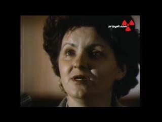 Сильный монолог Ларисы Михалёвой, участника ликвидации последствий аварии