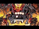 Красный Халк получил силы Гонщика и Венома
