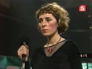 Музыкальный ринг - Жанна Агузарова и группа «Браво» (1986)