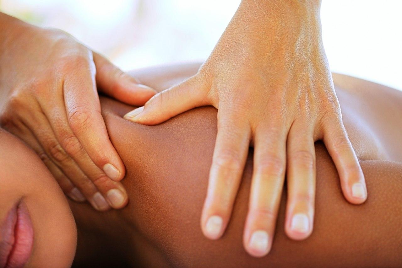 массаж в бани схема
