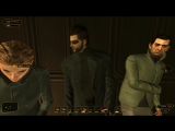 Adam Jensen Does A Safety Dance! (Deus Ex_ Human Revolution)