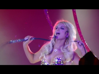 Britney Spears - Opening  Circus (The Circus Tour Madison Square Garden 2009)