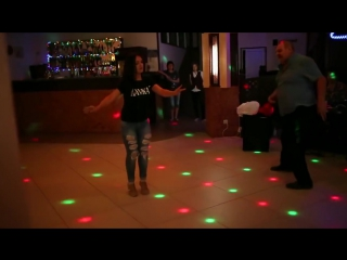 Супер Лезгинка 2015 - Красавица Алина Кузмина KAVKAZ DANCE