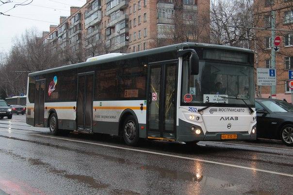 Топовые ЛиАЗ-5292.22 (версия с двигателем ЕВРО-5) пришли в Химки в 2014 году. 22...