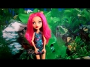 Обзор на куклу Монстер Хай Хоулин Вульф*Monster High Howleen Wolf