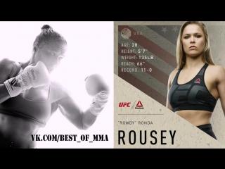RONDA ''Rowdy'' ROUSEY Highlights 2015