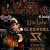 ۩ Lost Santa New Year Metal GIG ۩