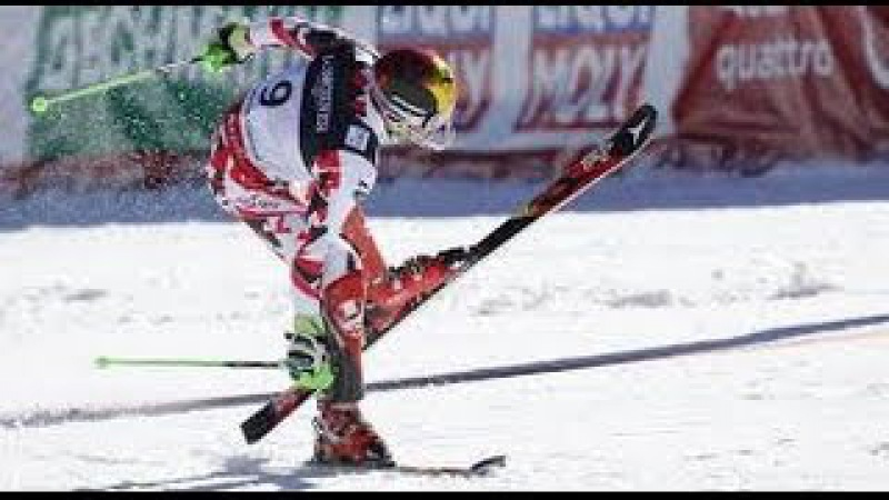 Highlights Ski Worldcup Slalom Schladming - Nightrace 26.01.2016