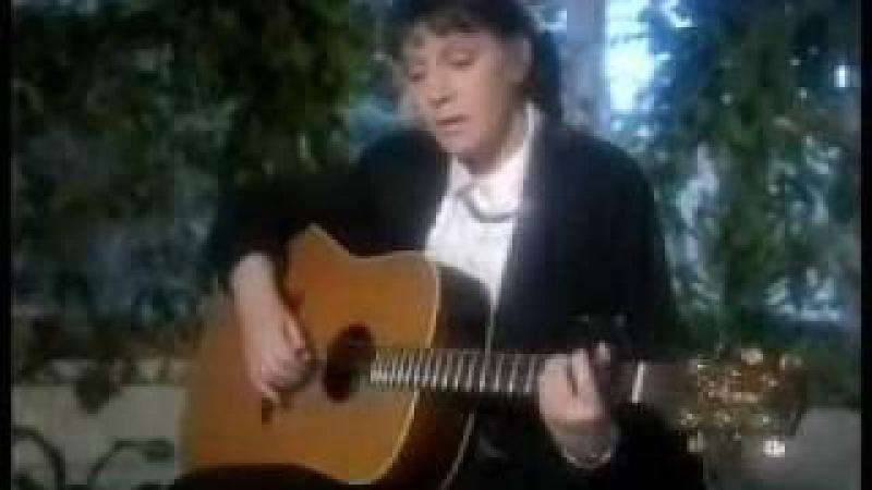 Жанна Бичевская - Молитва Франсуа Вийона.flv
