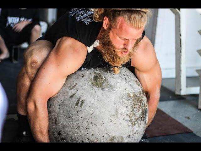 Техника работы с камнями Атласа -How To Lift An Atlas Stone