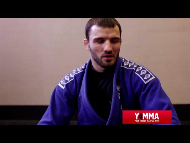 Y4MMA: Леонид Гатовский о важности йоги в жизни бойца