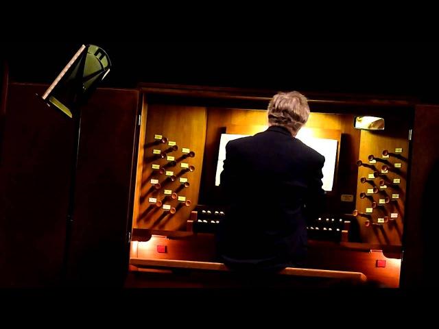 И.С.Бах (J.S.Bach) Пассакалья до минор.(Passacaglia in C Minor)Исп.А.Шмитов