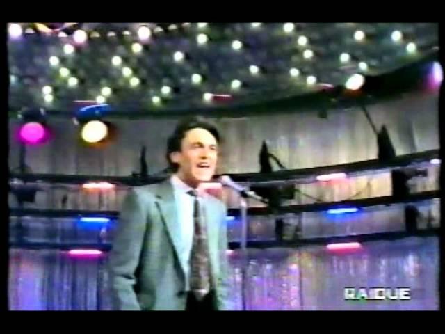 Riccardo Fogli - Quattro venti (L'Orecchiocchio TV show)