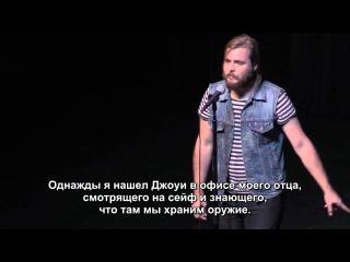 Neil Hilborn 'Joey' TGS 2014 / Нил Хилборн Джоуи (Rus Sub)