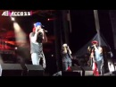 Hollywood Undead - Everywhere I Go (Live at the Texas Showdown Festival )