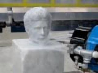 3D сканирование и резка на 5 осевом станке ЧПУ