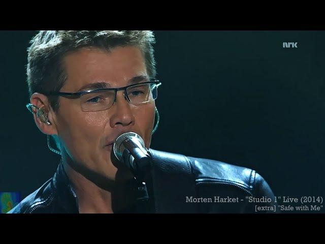 MORTEN HARKET - Safe with Me Live [NRK Studio 1 extra** / '14][w/ CC lyrics]