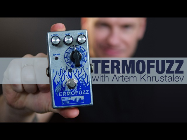 Shift Line TERMOFUZZ demo by Artem Khrustalev