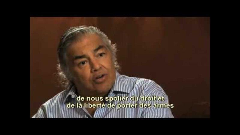 Aaron Russo - L'interview en français (2007)