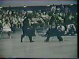 Bruce Lee Vs Taky Kimura Ed Parkers International Karate Championships 1967
