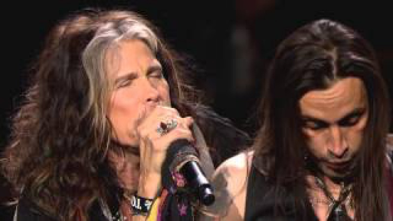 Steven Tyler Livin' On The Edge - 2014 Nobel Peace Prize Concert