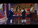 Lin-Manuel Miranda And Stephen Perform Button!