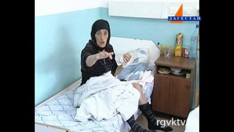 В Кизлярском районе женщина одолела волка