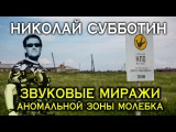 Николай Субботин. Звуковые миражи аномальной зоны Молебка