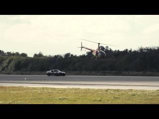 Электрический Corvette установил мировой рекорд