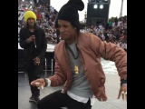 "💜Love_4_LesTwins💜 on Instagram: ""There's just no outing a Blaze when it's out of control🔥🔥Kill it Larry @lestwinson🙌Video #repost from @j.williams2💜#quai54 #quai54wsc…"""