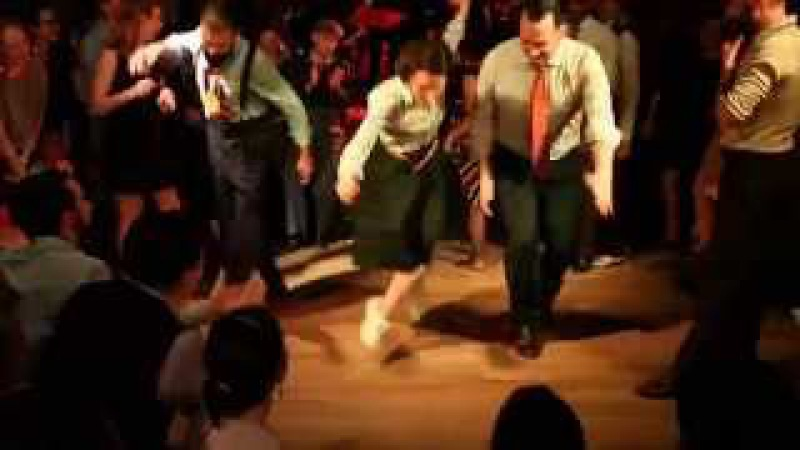 Jazz Roots 2015 - Teachers Battle Outro with the Hot Sugar Band