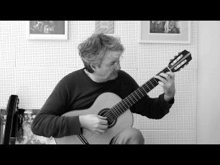 Rhapsody in blue for guitar solo