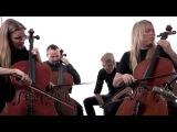 Apocalyptica perform 'Path' in-studio