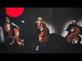 Apocalyptica Nothing Else Matters (live acoustic at Nova Stage)