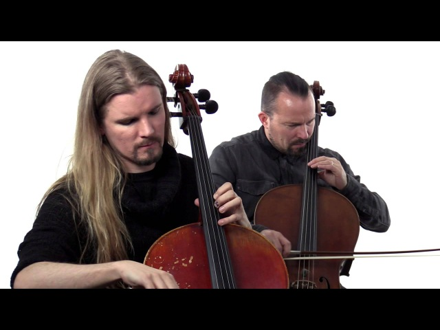 Apocalyptica cover Metallica's 'Nothing Else Matters'
