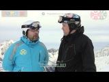 Как контролировать скорость на горных лыжах