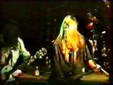 Backyard Babies live in Helsinki 06-03-1992