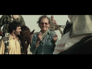 Рок на Востоке / Rock the Kasbah / 2015 / комедия / HDRip _ Трейлер / режиссер Барри Левинсон /