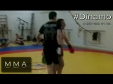 ММА #Dinamo# training