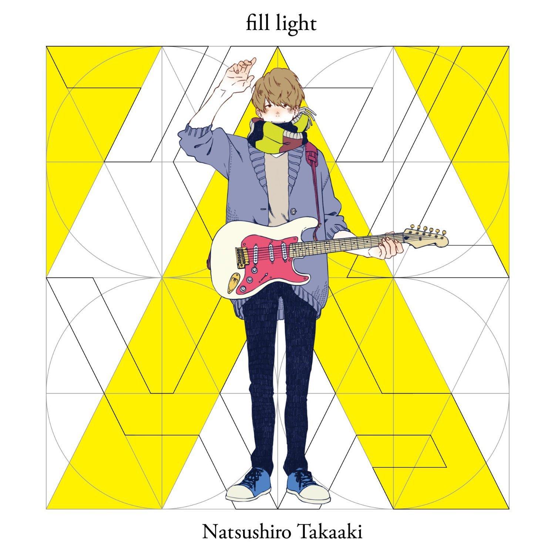 альбом года азия 2015 Natsushiro Takaaki - Fill Light