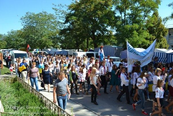 V Білоцерківський Парад Вишиванок FLHgcWwndfQ